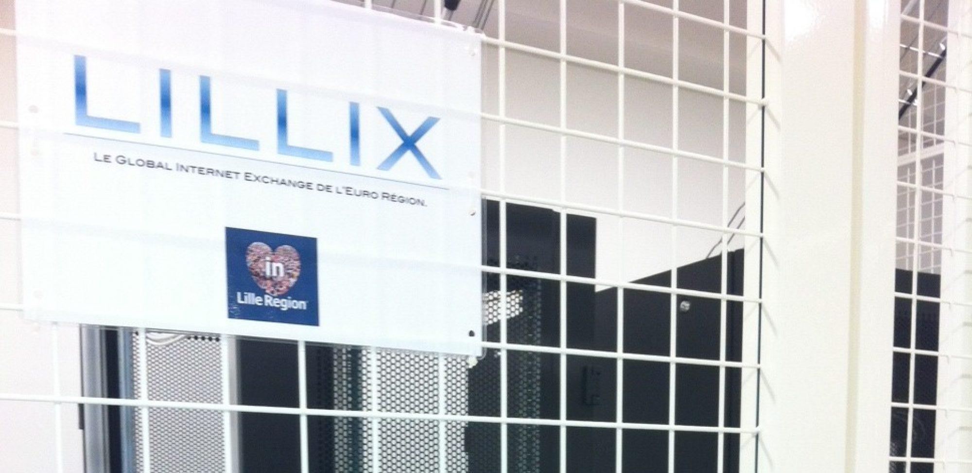 LILLIX - Le point d'échange de Lille et de l'Eurorégion